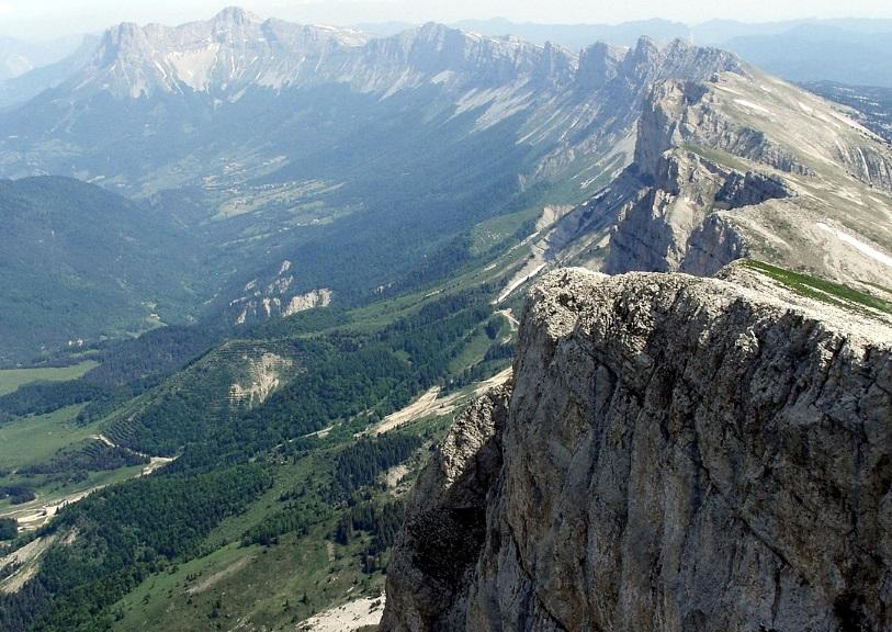 Paysage montagne Isère