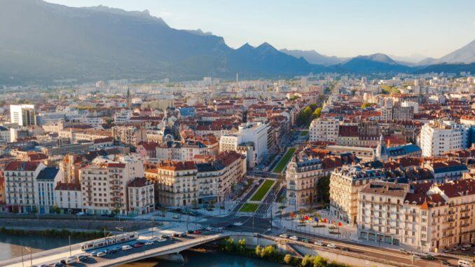Ville Grenoble